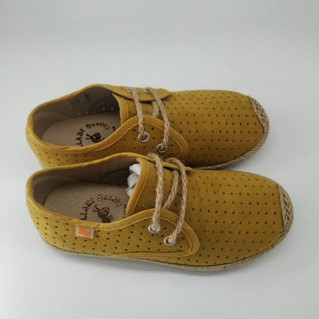 Zapatillas Paez blanca dibujada