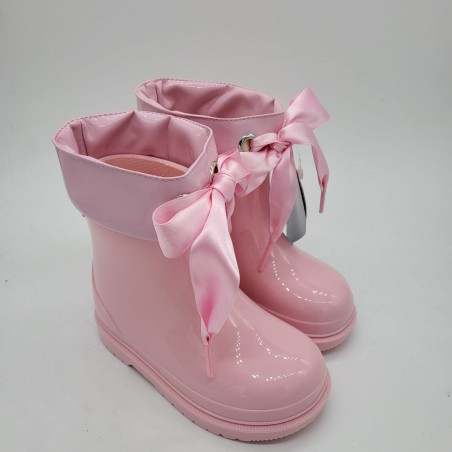 Botines de Garvalín en rosa o azul marino